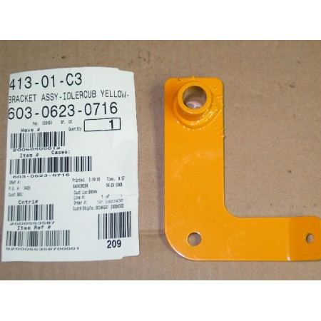 IDLER BRACKET ASSEMBLY CUB CADET 603-0623-0716 603-0623 NEW