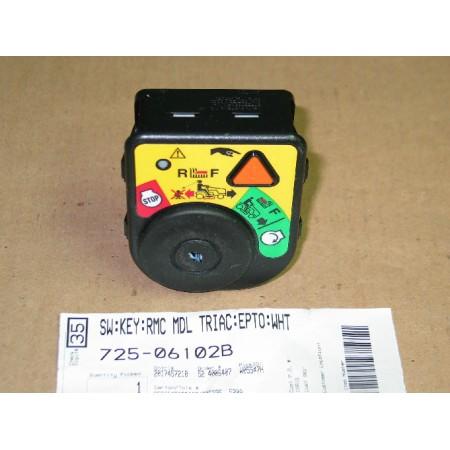 KEY SWITCH MODULE CUB CADET 725-6102B NEW