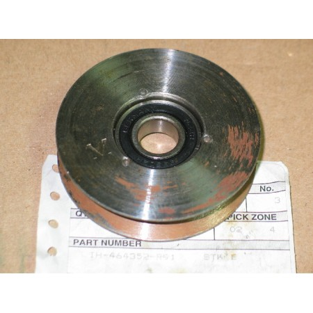 PULLEY With BEARING CUB CADET IH 464352 R91 BR NOS