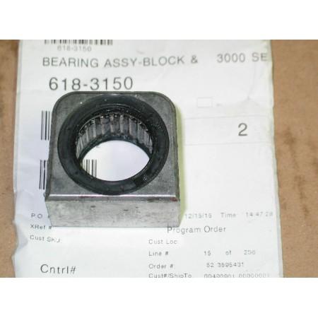 BEARING BLOCK ASSEMBLY CUB CADET 618-3150 NOS