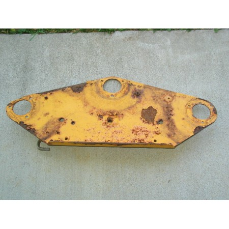 "PLATE ADAPTER 46"" DECK CUB CADET 703-1734 USED"