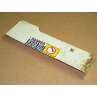 "HOUSING SIDE LH 38"" DECK IH 489344 R2 NOS"