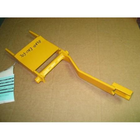 CENTER FRAME ASSEMBLY LIFT CUB CADET 703-1743-0498 320 321 328 336 190-320-100 190-321-100 190-328-100 190-336-100 NOS