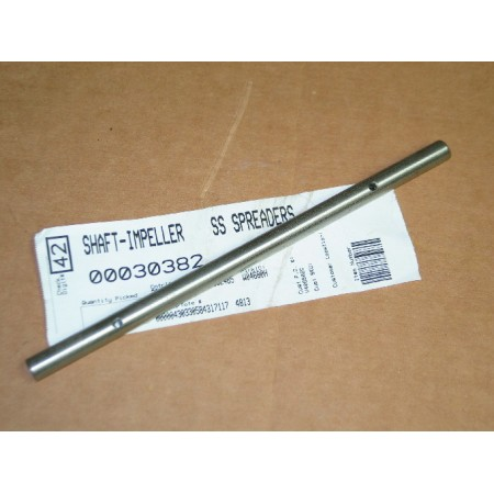 IMPELLER SHAFT CUB CADET 00030382 NEW