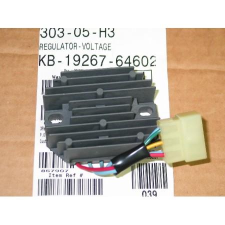 VOLTAGE REGULATOR CUB CADET KB 19267-64602 KB RP201-53710 KB 19267-64600 NOS
