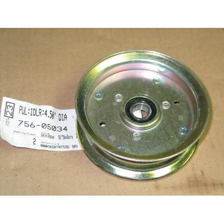 FLAT IDLER PULLEY CUB CADET 756-05034 NEW