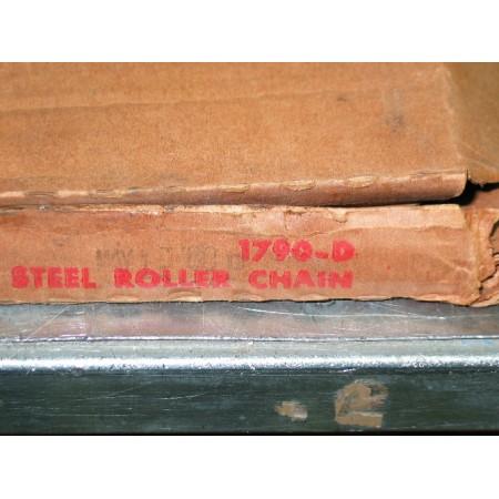 ROLLER CHAIN CUB CADET IH 1790D (APROX 3' ROLL) NOS