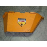 CHUTE DEFLECTOR w/Graphic CUB CADET HA-20253 (NEW TAKE OFF)