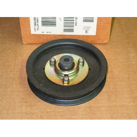 "IDLER PULLEY ASSEMBLY 5"" CUB CADET 603-0362 NOS"