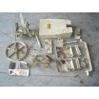 3160 SERIES A DECK MOWER BELT DRIVE NOS