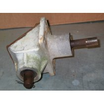 3 BOLT SNOW BLOWER GEAR BOX ASSEMBLY USED