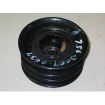CENTER PULLEY CUB CADET IH 140280 C1 756-3007 NEW