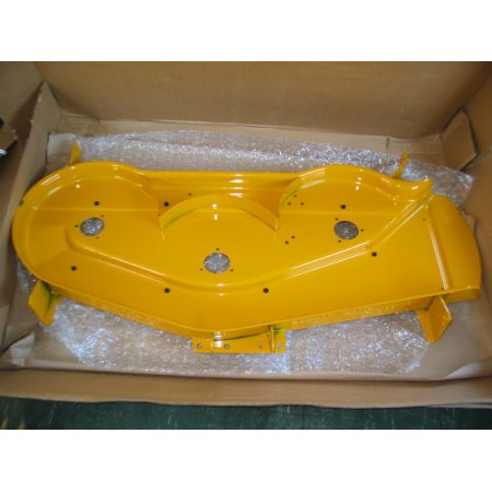 "MOWER DECK SHELL 44"" IH 59734 C1 IH 77756 759-3050 759-3251 190-358-100 NOS"