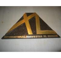 INTERNATIONAL HARVESTER XL DEALER SIGN USED