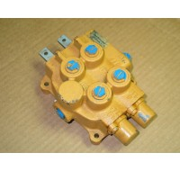 2 SPOOL CONTROL HYDRAULIC VALVE IH 61899 C92 717-3025 NOS