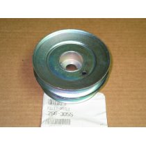 DECK DOUBLE PULLEY 756 3055 NEW