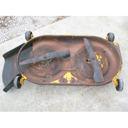 "DECK SHELL 42"" 683-04492 USED"
